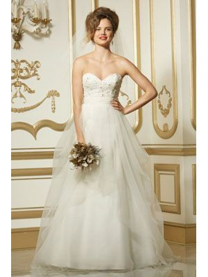 Watters Wtoo Bridal Wedding Dress Allegra