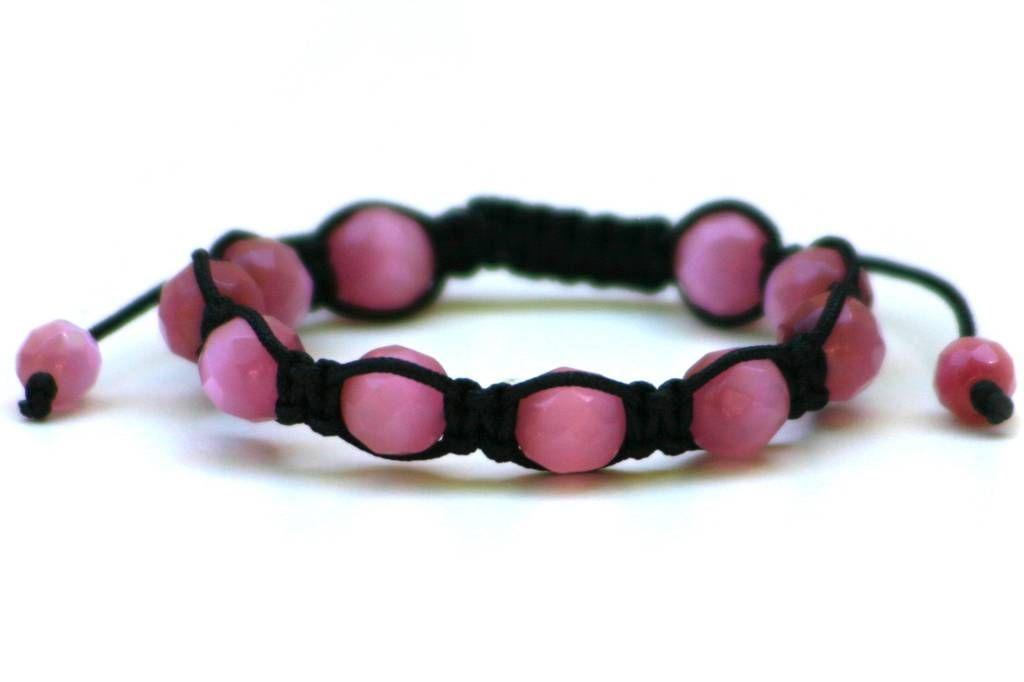Wood Junkie Wood Junkie Shamballa The Pink Faced - Urban Classics-Shop.nl