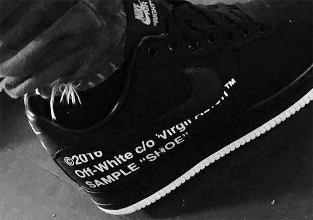 Virgil Abloh Off White Nike Air Force 1 Low | White nikes