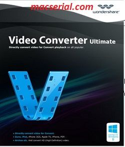 wondershare video converter ultimate 2017 serial number