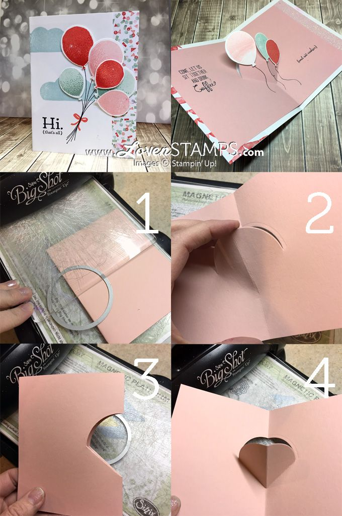 Video Tutorial How To Make The Snow Cone Pop Up Card Lovenstamps Birthday Cards Diy Card Tutorial Cards