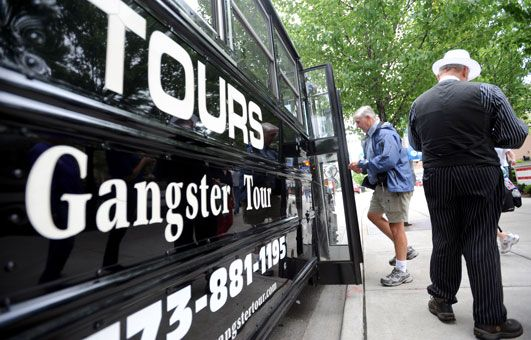 Image result for gangster tour Chicago