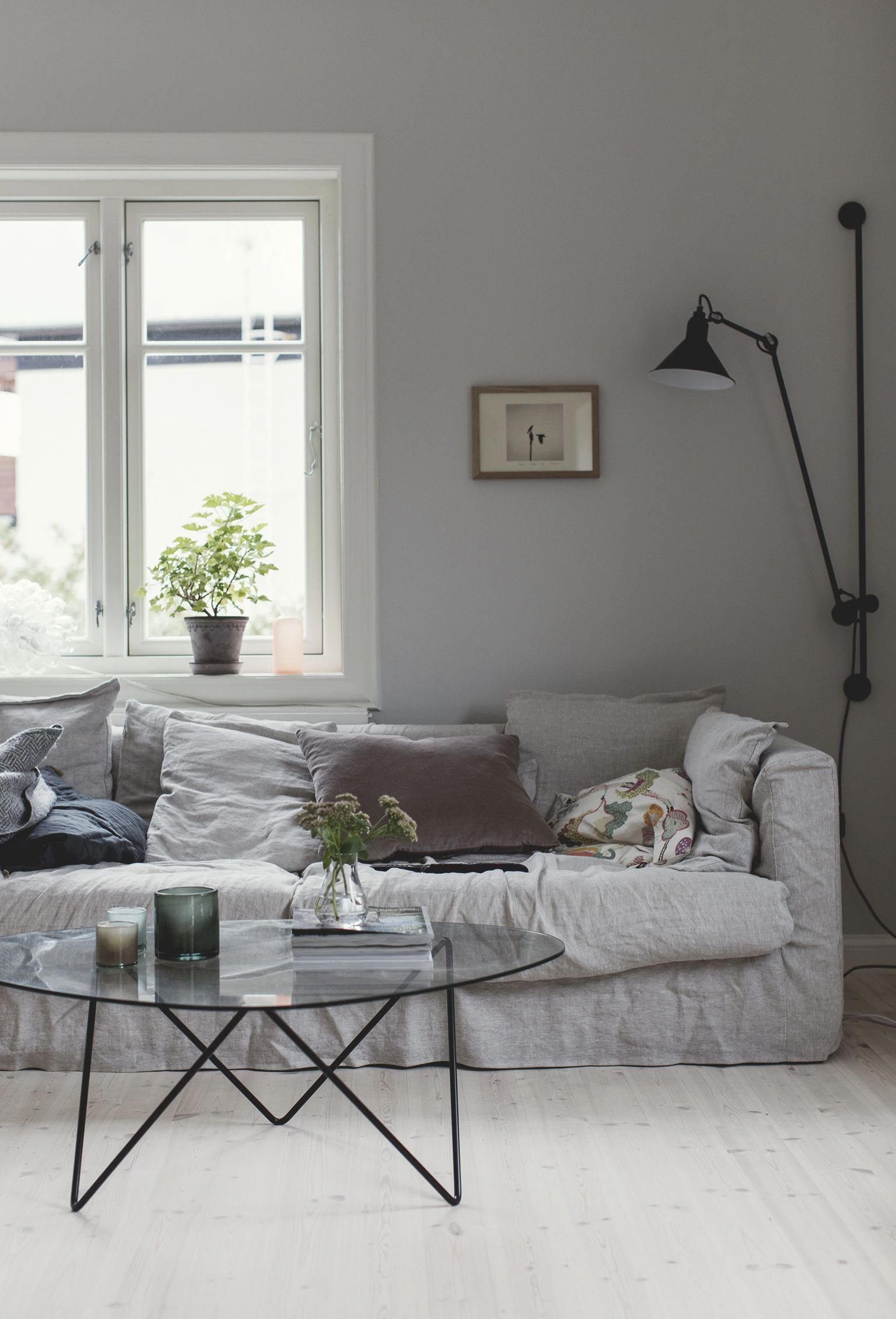 Winter Inspirations For A Green Living Room Med Billeder Hjem Hus Inspiration Inspiration