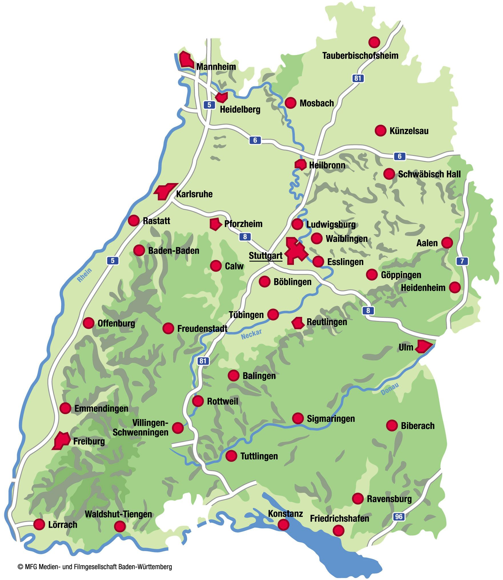 Black Forest Map Germany Pinterest Black Forest - Germany map black forest