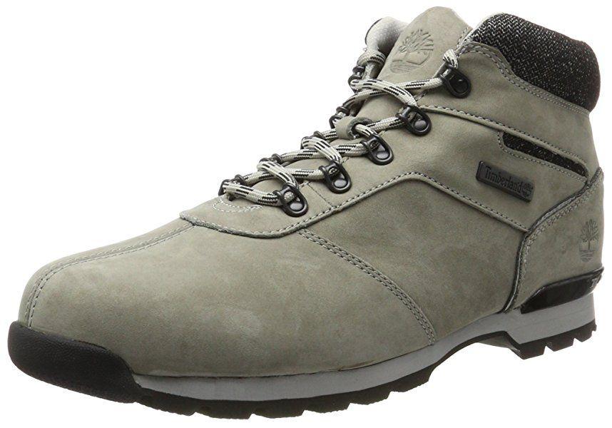 Timberland Herren Splitrock 2 Chukka Boots, Grau (AF Grey), 45.5 EU ... b7c4eb533b