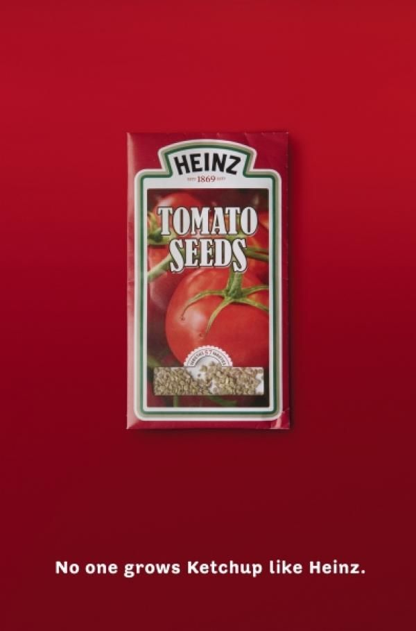 Heinz 1 of 3 Award winning print ad series from Mccann ...