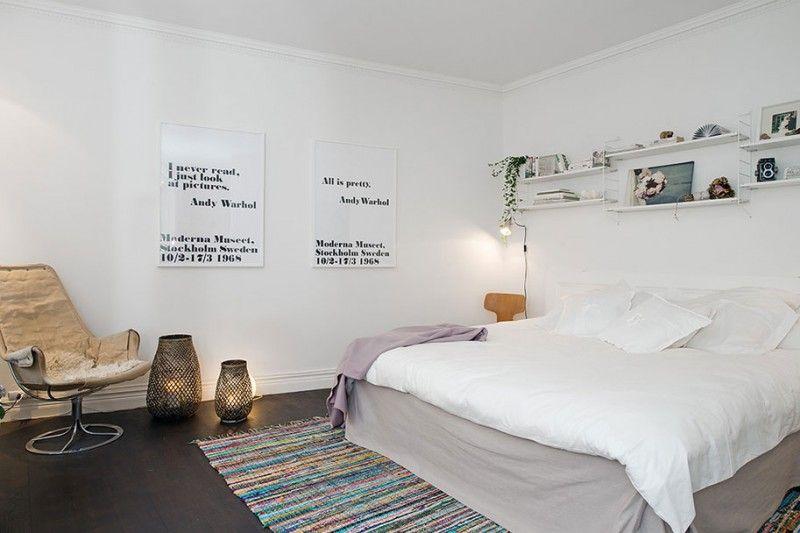 Wil jij je slaapkamer Scandinavisch inrichten 15 voorbeelden ...