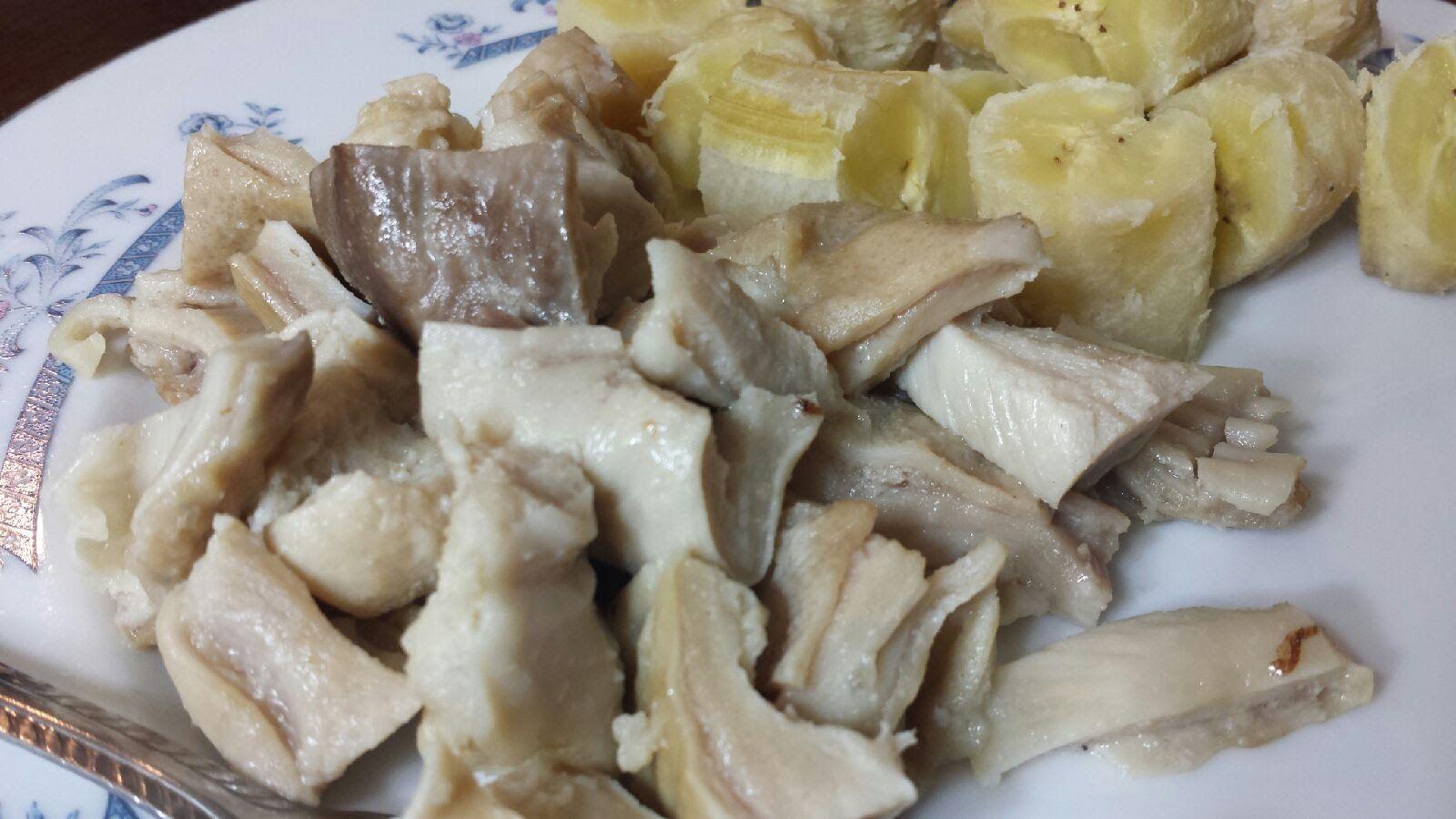 Cuajitos Con Guineos Verdes Recetas De Comida Recetas Para Cocinar Recetas Puertorriquenas