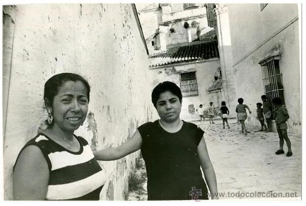 Colita Fernanda Y Bernarda De Utrera Serie Vendido En Venta Directa 41414321 Colita Fotografia Flamenco