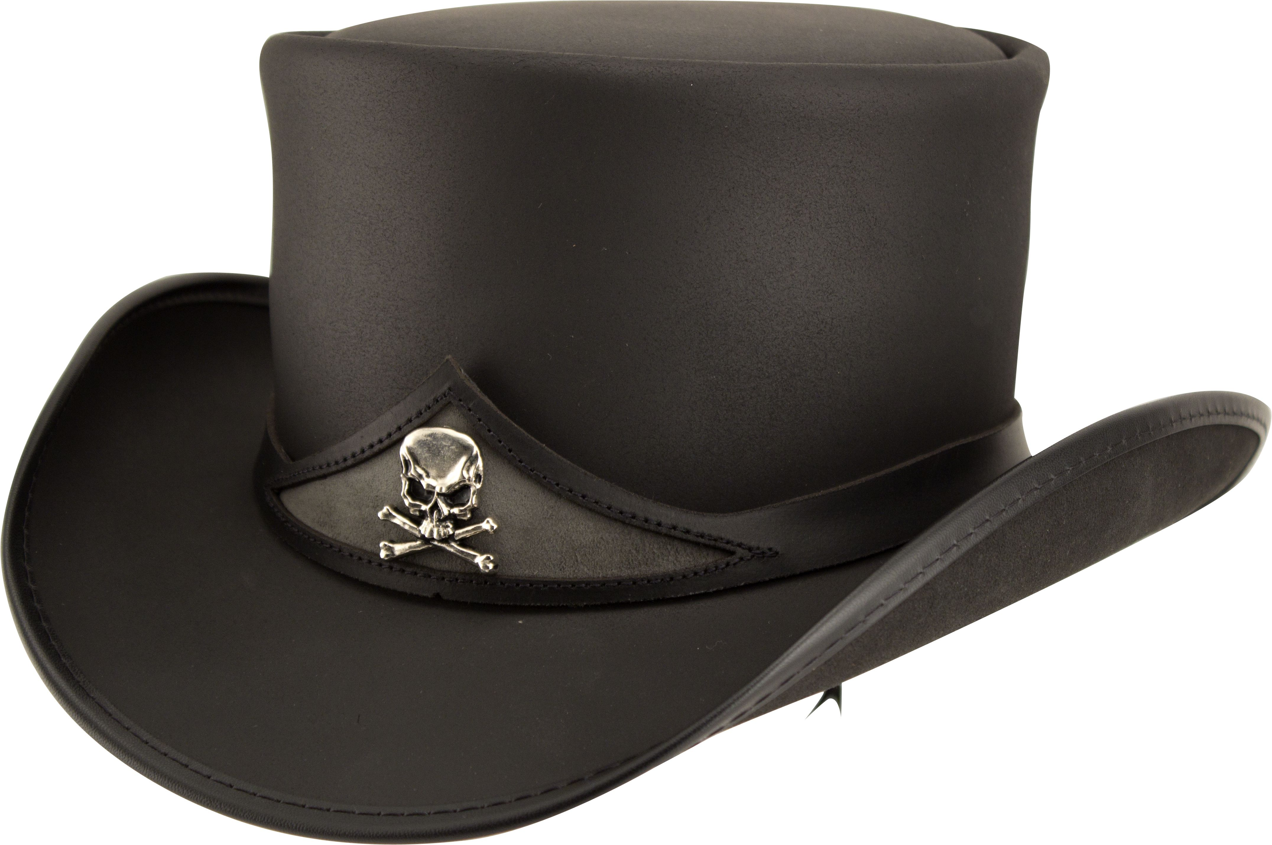 54fba76275c The Pale Rider is sharp and piping with its black finished leather ...