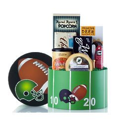 Team Colors Sports Gift Basket