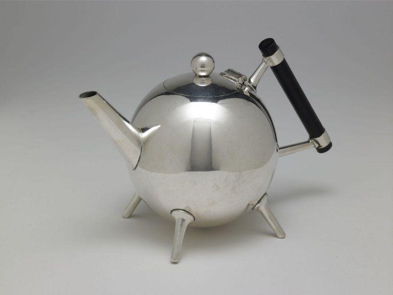 Tea Service Lidded Teapot Dr Christopher Dresser 1880