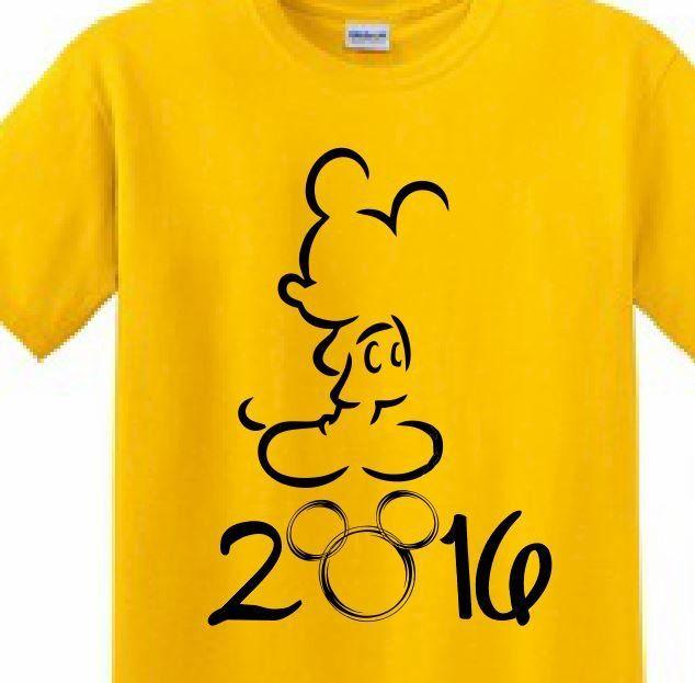 72bbf4bc66 Disney, Mickey Mouse, Magic Kingdom, Printed T-shirt Minnie Mom Mickey Dad  Disney Family Vacation 2016 funny cute Customized T-Shirts by  ApolloUniforms on ...