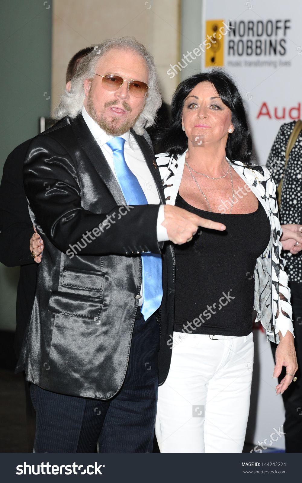 Barry And Linda Gibb 2013
