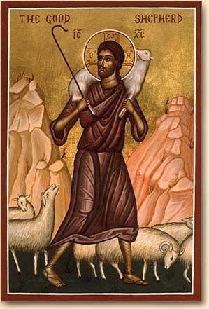 """Résultat de recherche d'images pour """"Icône Copte du Christ Bon Pasteur"""""""