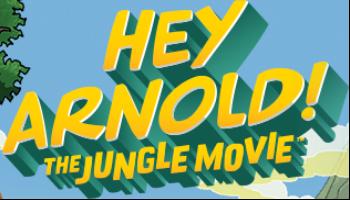 Heyarnoldthejunglemovie Nicktoons Heyarnold Nickelodeon Animation Cartoons Movies Logo Toons Thejunglemovie Hey Arnold Old Shows Nicktoons