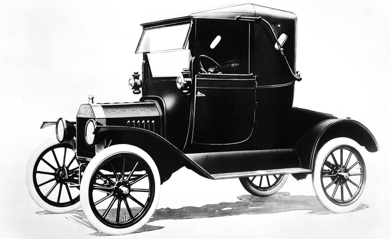 Ford created its first affordable car for many middle class citizens ...
