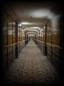 Por años expertos en lo paranormal afirman que el barco Queen Mary esta embrujado, Pasajeros y tripulantes han reportado numerosos encuentros con fantasmas. Existen testimonios espeluznantes de que en alguna de las 365 habitaciones del Queen Mary divagan toda clase de fantasmas