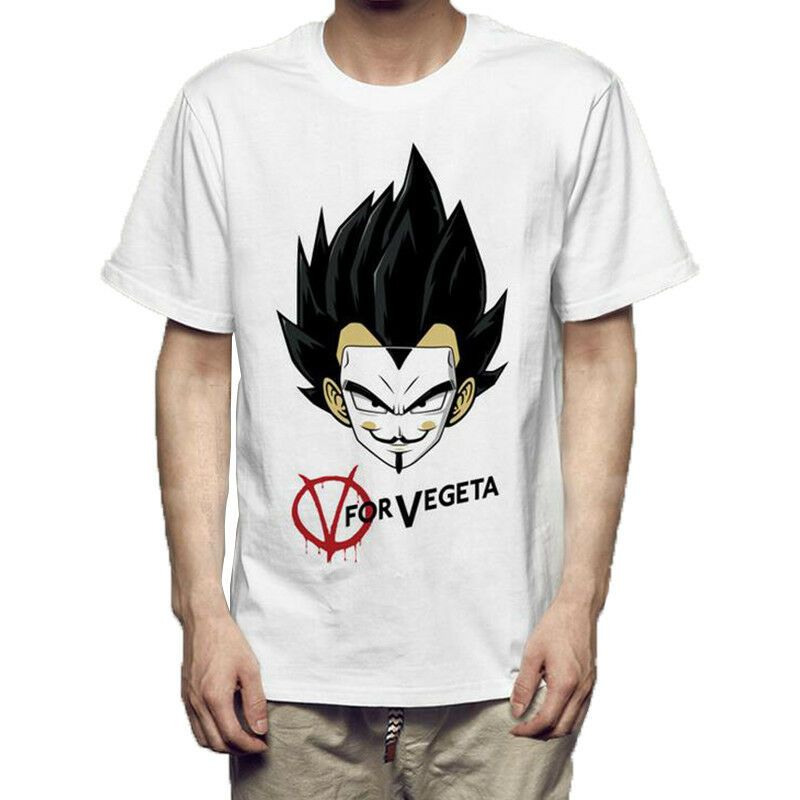 Dragon Ball Z Goku 3d Print Double Sided Tank Top Anime Shirt Dbz Mens Medium 19 98 Anime Shirt Tee Shirt Designs Ladies Tee Shirts