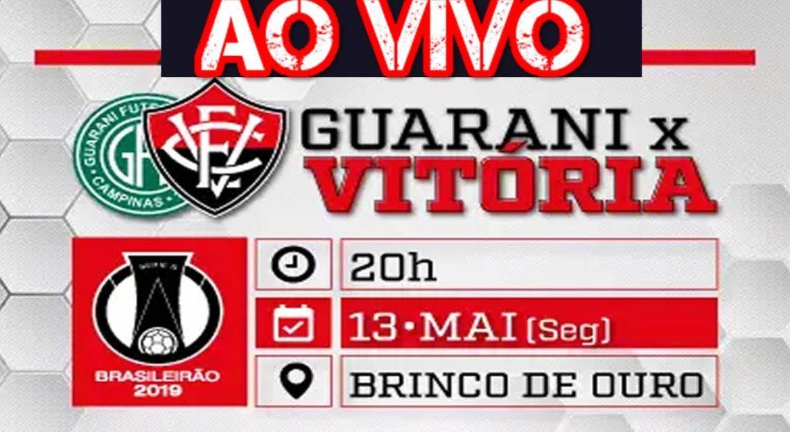 Assistir Guarani X Vitoria Ao Vivo Online Brasileirao Serie B
