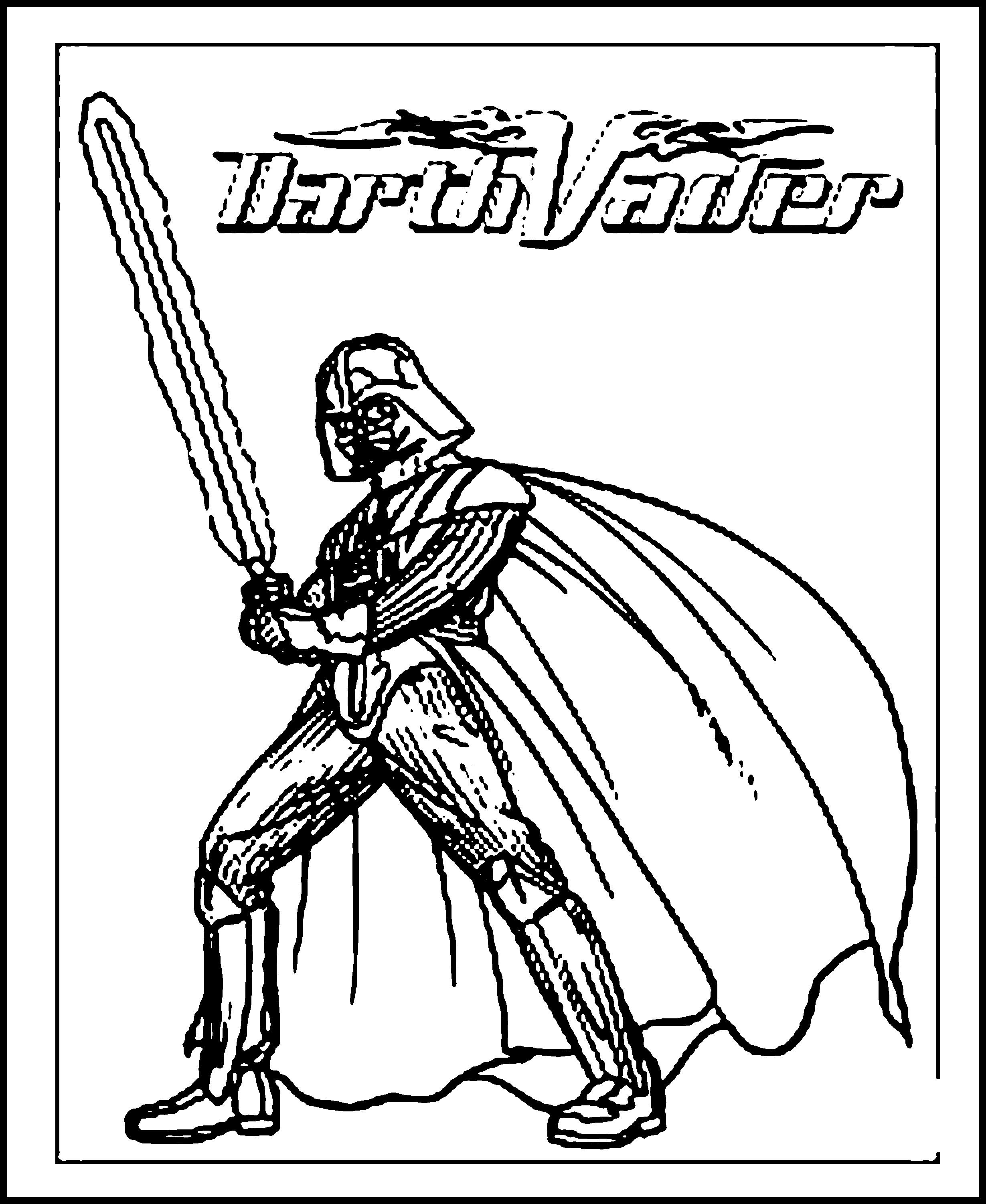 Crayola Star Wars Coloring Page. Star Wars Adult Coloring Pages ...