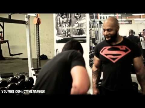 ▶ Next Stop: Mt Bicepius- Biceps Workout with CT Fletcher