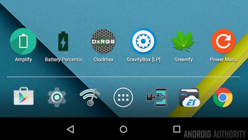 Xposed module and installer basics Android customization