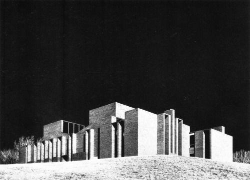 First Unitarian Church, Rochester, New York (1959 64) | Louis Kahn