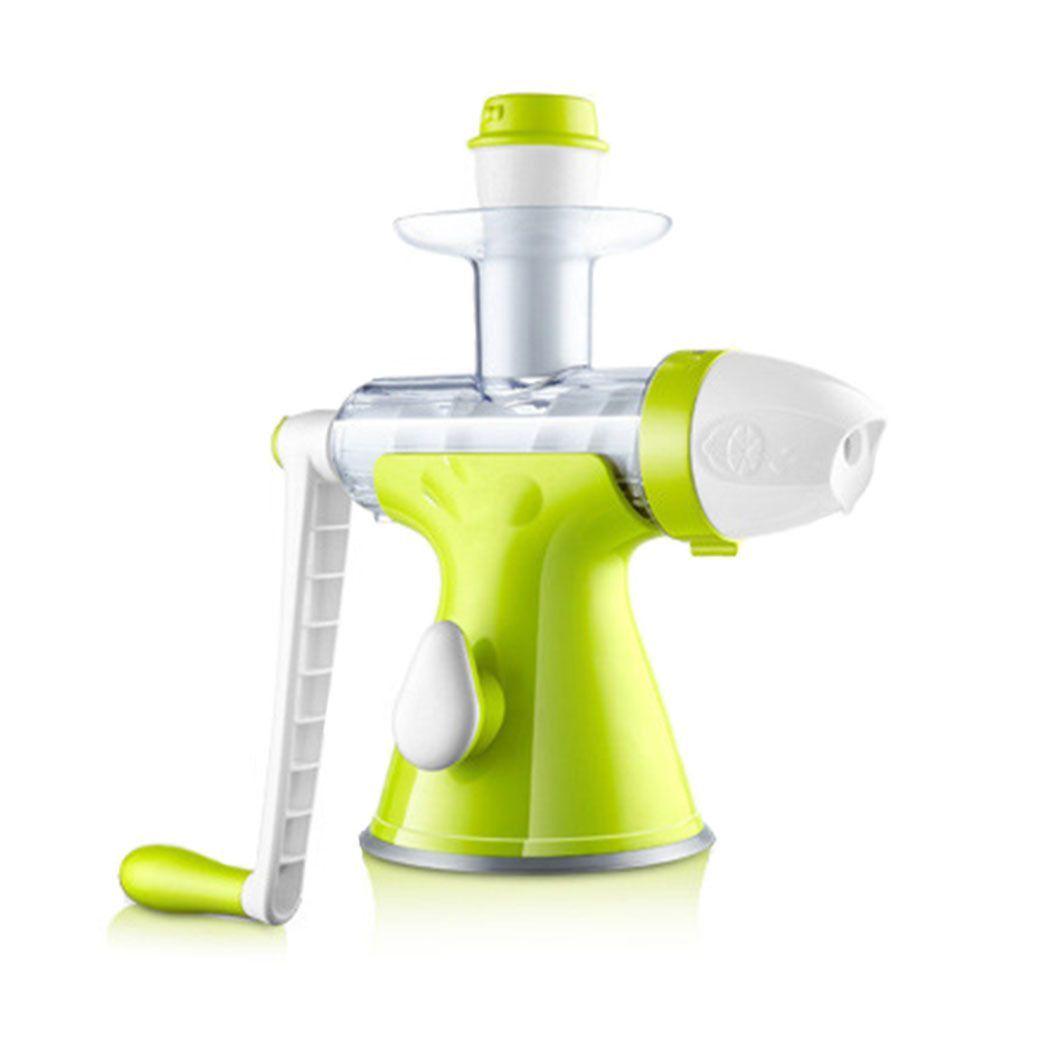 Manual Hand Juicer Fruit Squeezer Multifunctional Healthy Natural Juice Maker