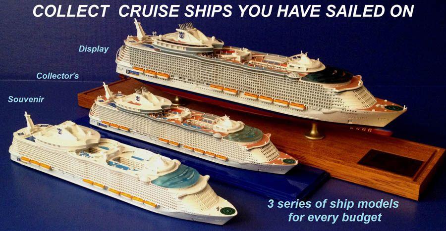 Allure Of The Seas Series Cruise Ship Modelsjpg Nautical - Allure cruise ship