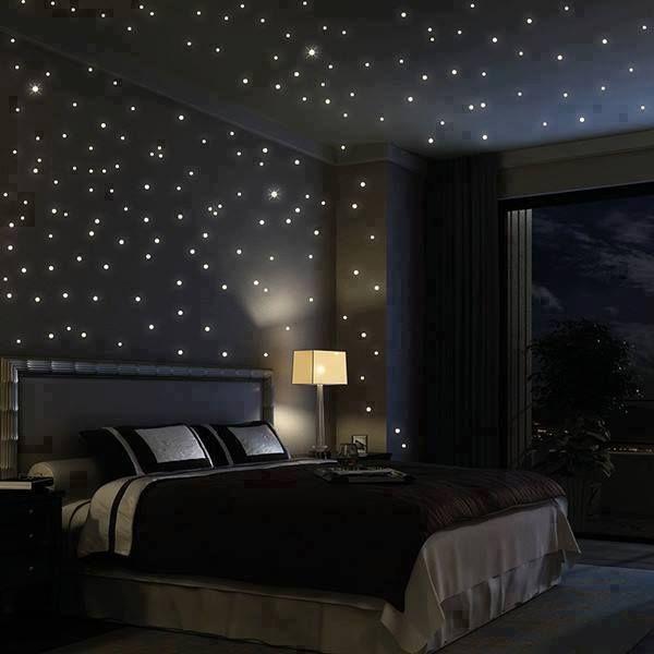 Droom onder de sterren - Slaapkamer Inspiratie   Pinterest - Onder ...
