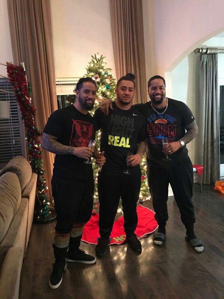 Reigns Jon Uso And Roman