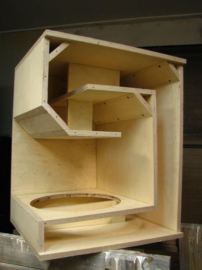 Martinsson's tham15 speaker design   Loudspeaker   Subwoofer box