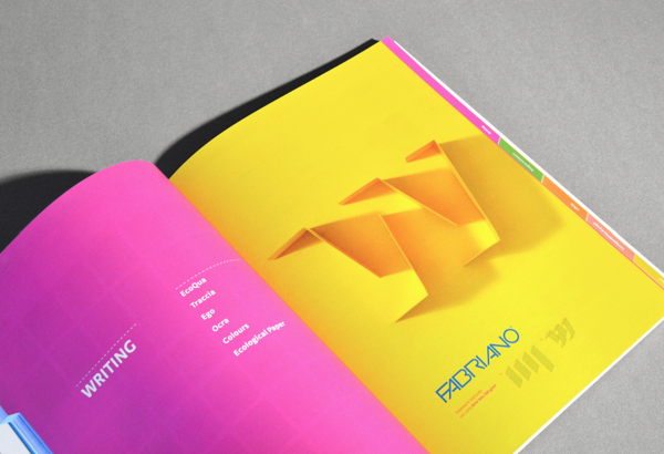Fabriano general catalog 2013 on Behance