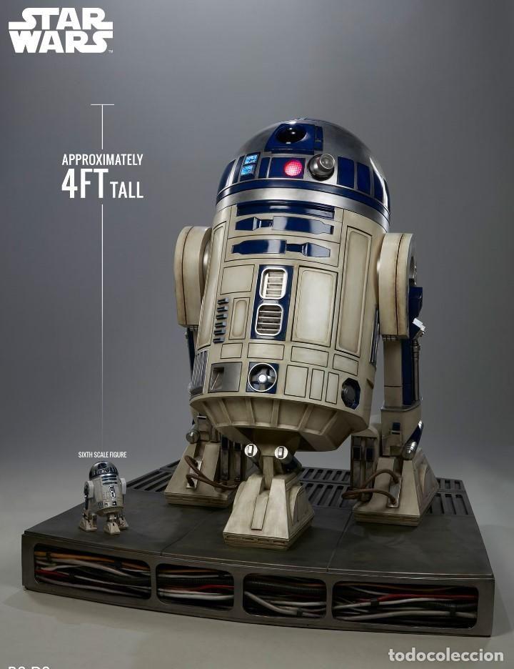 "Disney-Star Wars El último Jedi-R2-D2 10/"" figura"