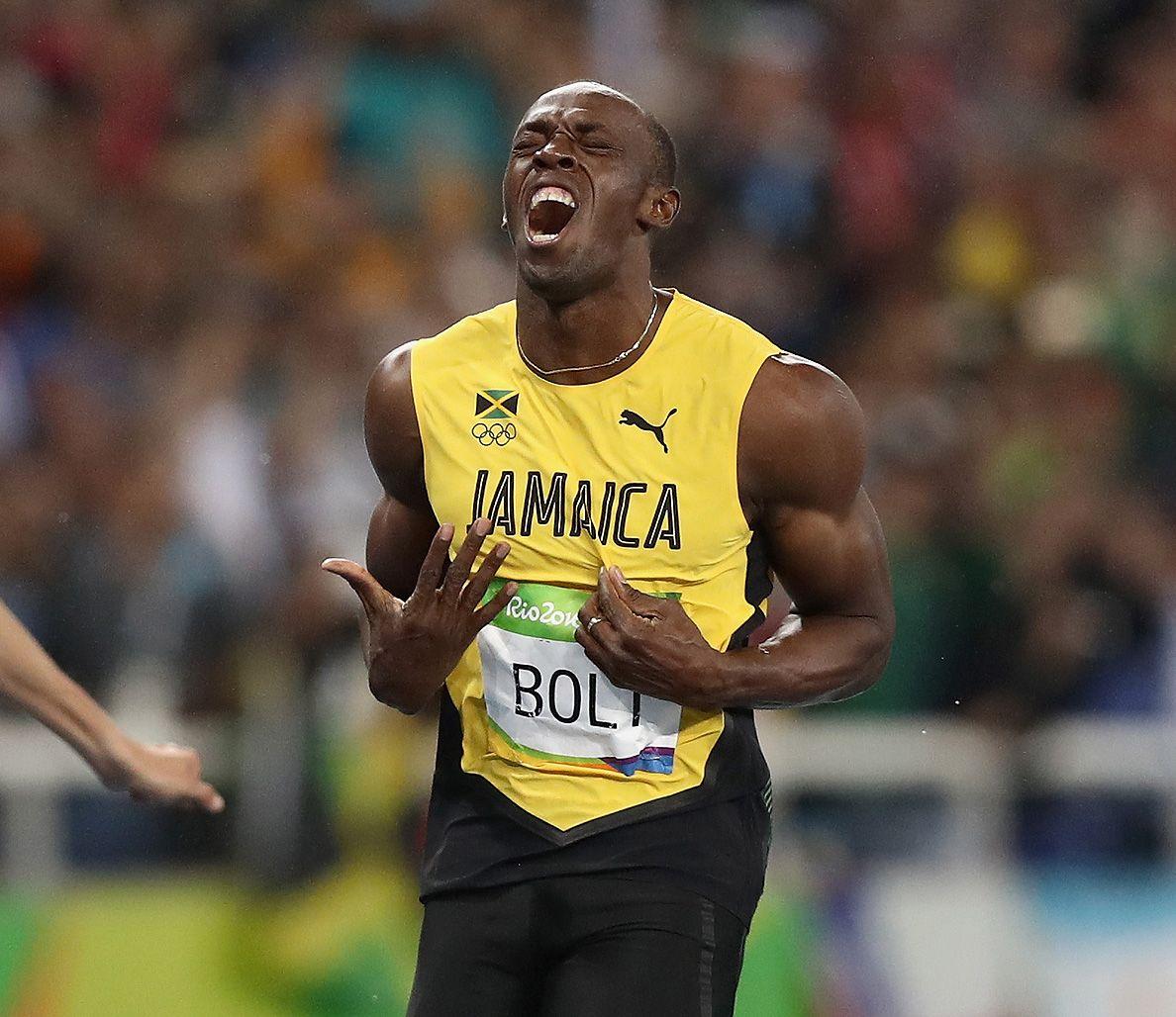 Usain Bolt: Superstar Jamaican Sprinter, Olympic Conquerer ...