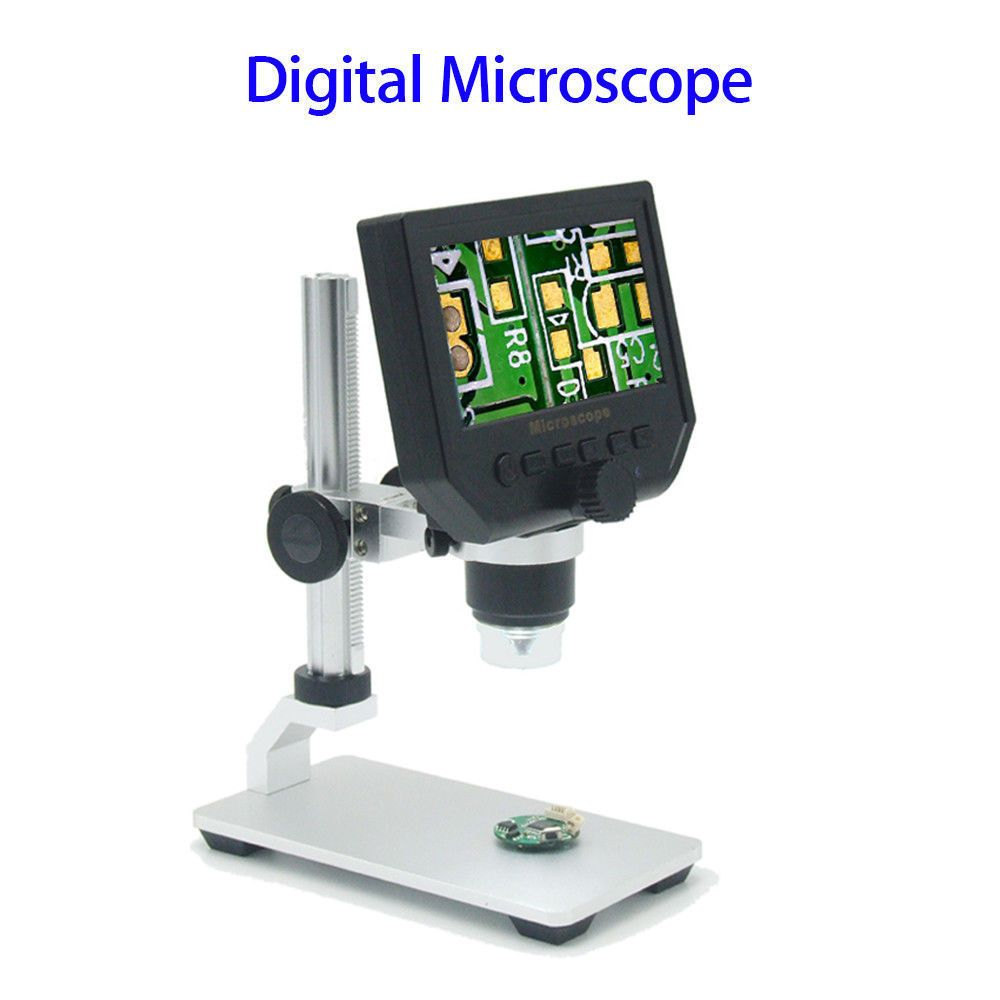 Digital 1 600x 36mp 43 Hd Lcd Microscope G600 Phone Circuit Board Cell Repair Tool Ebay Link