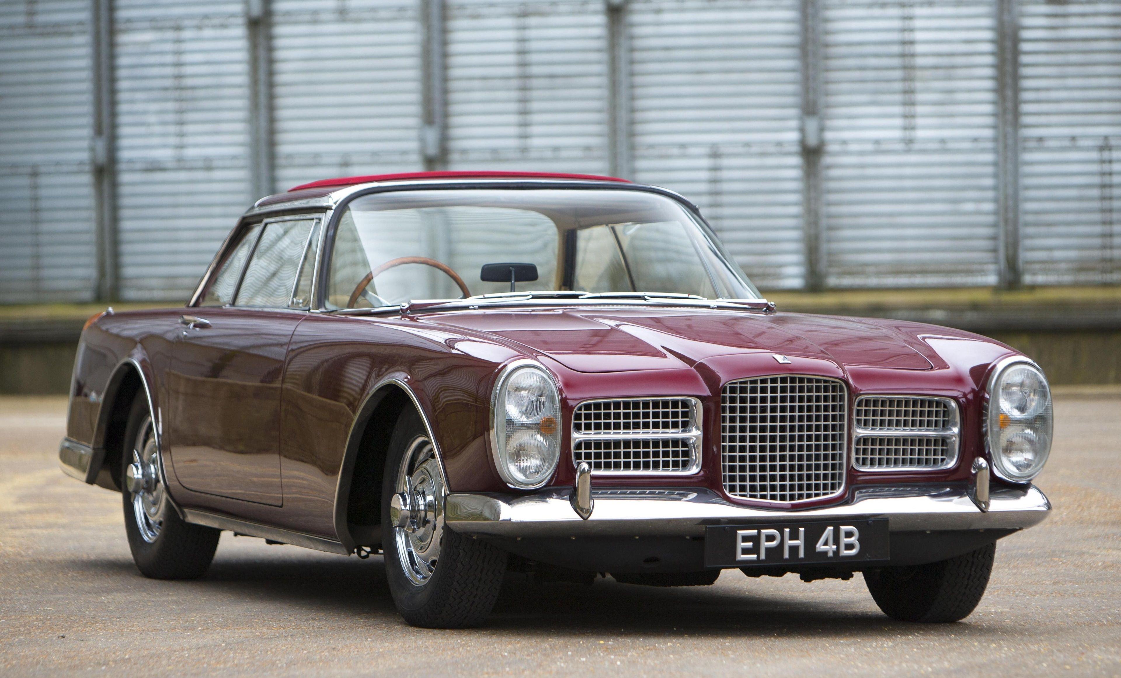 3840x2323 Facel Vega 4k Free Download Hd Wallpaper Classic Cars Expensive Sports Cars Super Cars