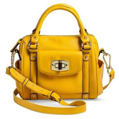 cae2c8177d Merona® Mini Satchel Handbag with Removable Crossbody Strap
