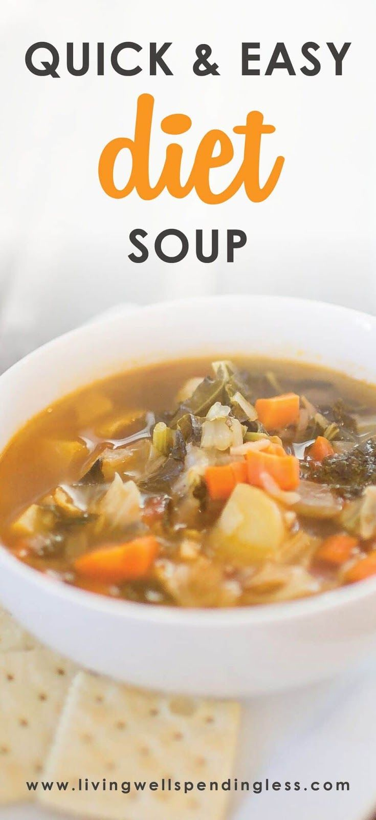 Quick and Easy Winter Diet Soup images