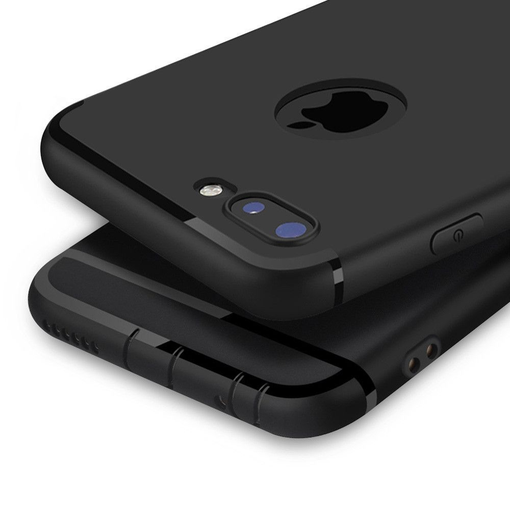 Luxury back matte soft silicon case for iphone 6 cases 6s
