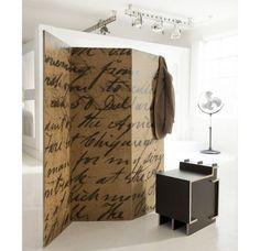 13 boas ideias de uso de papelão na decoração da casa