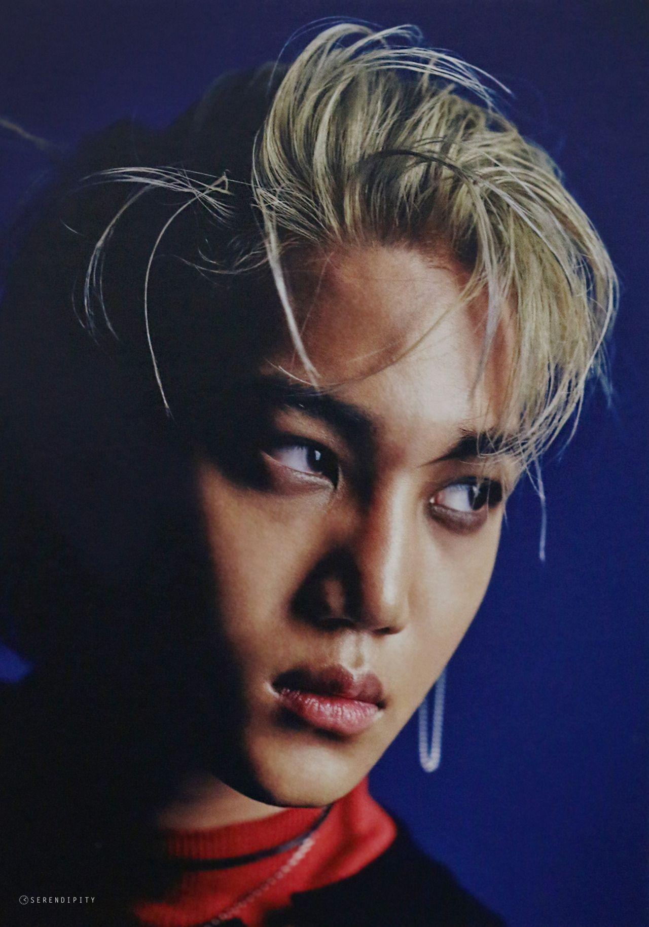 Kai Exo Kpop Jongin