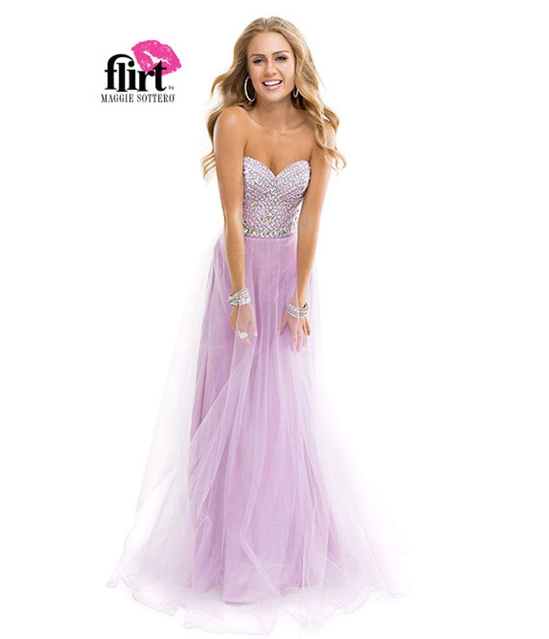 Preorder flirt by maggie sottero prom dresseslavender silver