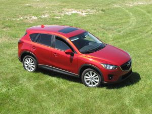 Mazda CX-5 better than ever with more powerful engine. Click on the image to read the review.