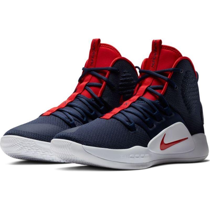 Comité Suavemente carbón  Nike Hyperdunk X AO7893-400 1 | Zapatos nike hombre, Zapatillas outlet de  nike, Zapatos de voleibol