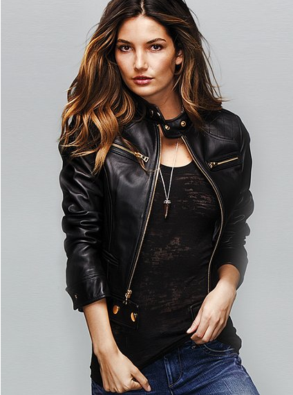 Leather jacket The Best Basics For Your Closet • Page 3 of 5 ...