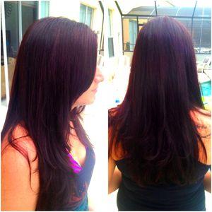 Beauty Trends Wella Color 3rv 367 Blackcherry Color