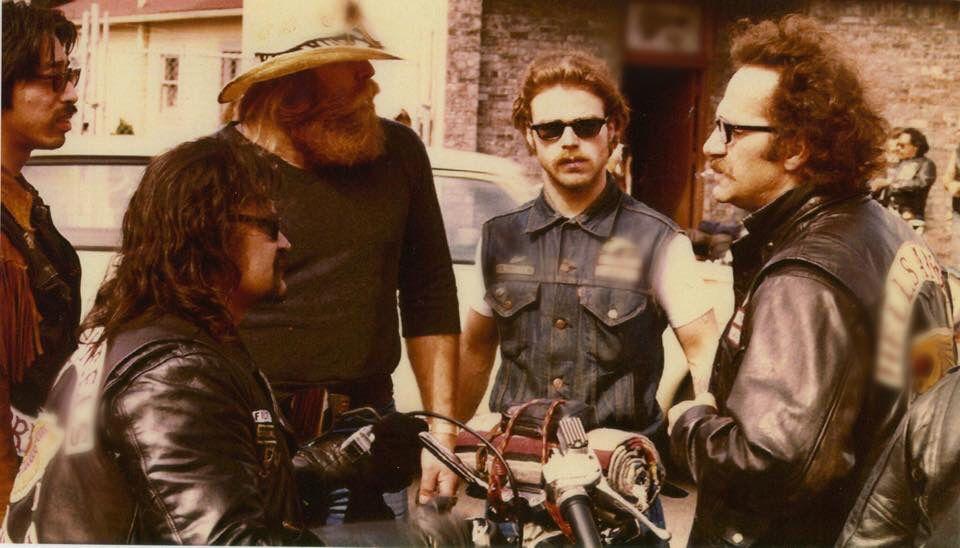Oakland, Sonny Barger Cisco Fuki | Harley Favorites | Hells angels