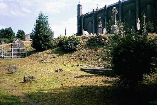 Collon Old Cemetery County Louth, Ireland